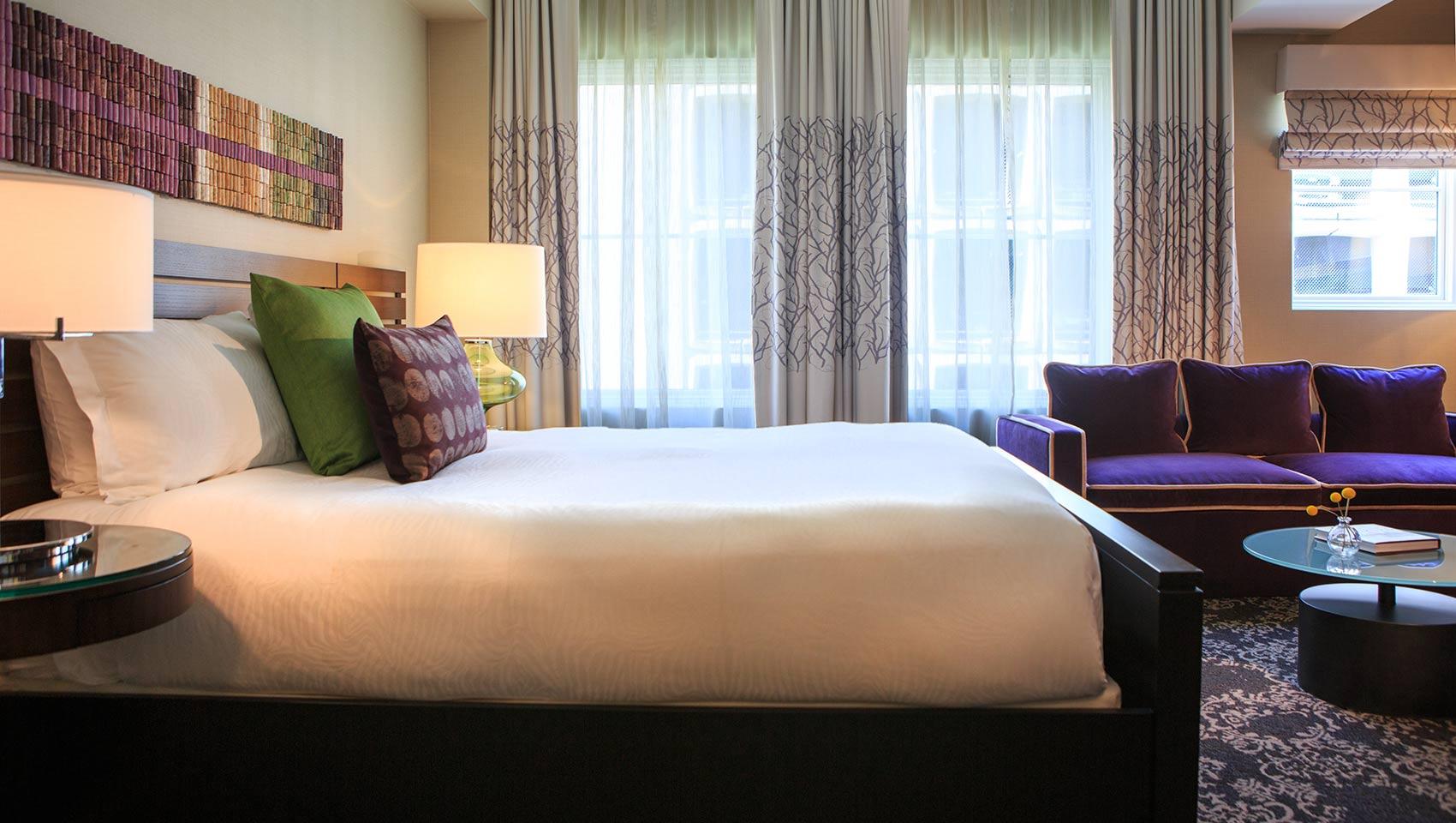 Hotels Downtown Seattle | Kimpton Hotel Vintage Seattle