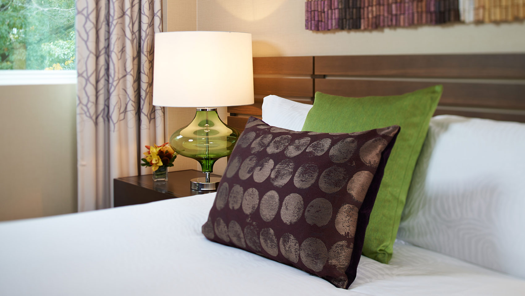 kimpton hotel vintage seattle guestroom pillow