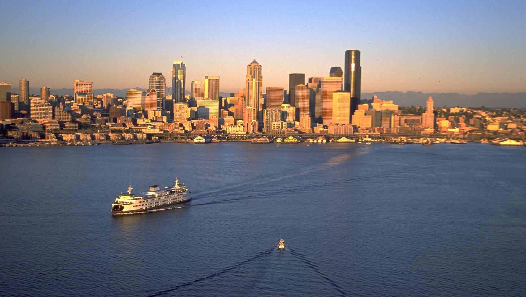 Seattle Cruise Ship Kimpton Hotel Vintage