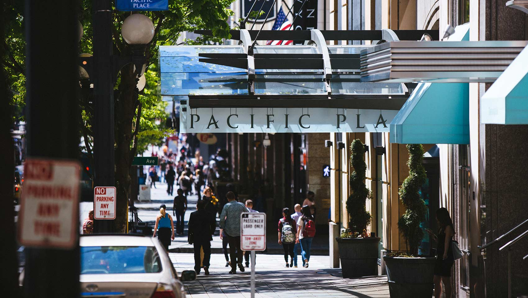 Shopping near Kimpton Hotel Vintage Seattle