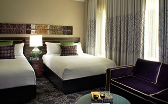 Downtown Seattle Boutique hotel Accommodations