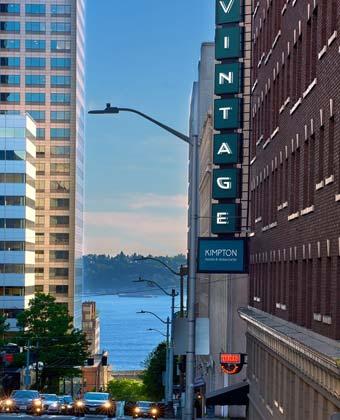 Hotels In Seattle >> Boutique Hotels Seattle Kimpton Hotel Vintage Seattle