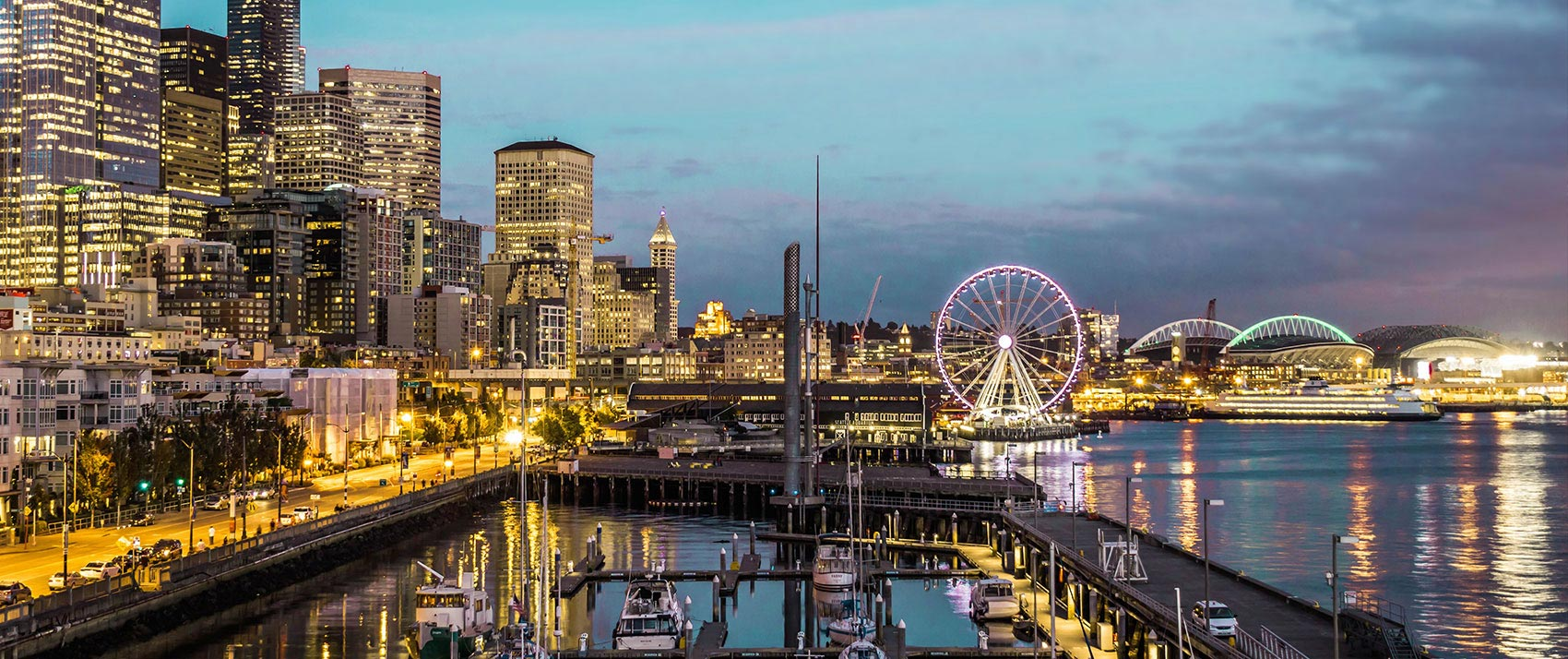 Wedding hotel packages in downtown Seattle